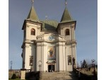 Ve středu 23.října jsme jeli na Hostýn s Roskou Brno a s MUDr. Pavlem Hradílkem